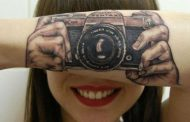 Cool Photography Tattoo