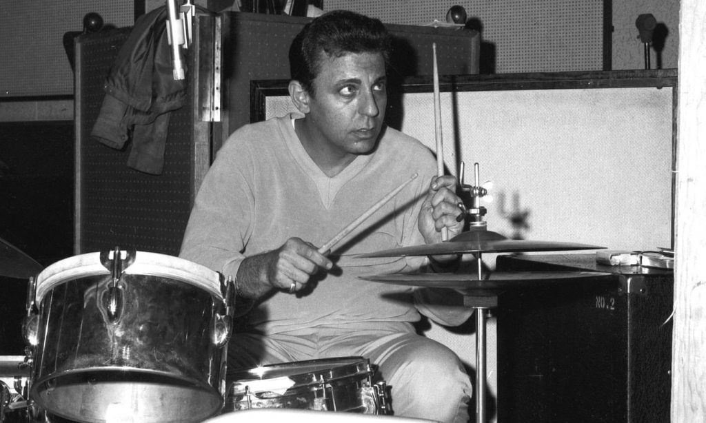 Be My Baby to Bridge Over Troubled Water: Hal Blaine's greatest performances