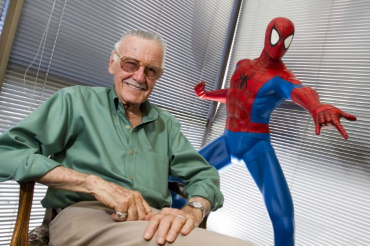 Stan Lee's former manager arrested for allegedly stealing $262,000 from late comic book legend