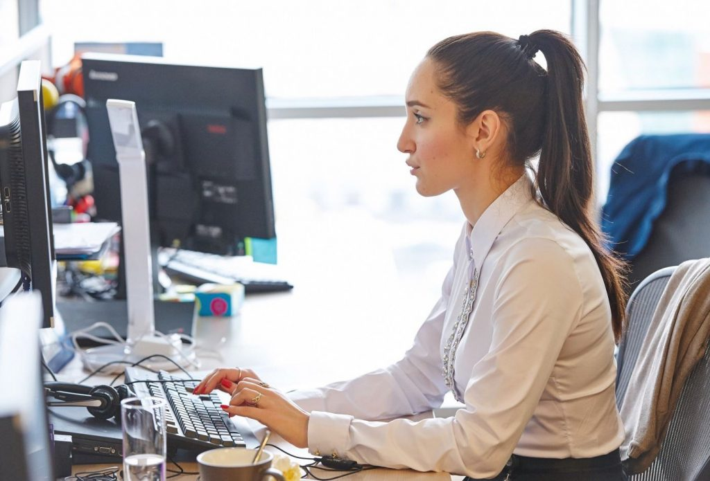 One of the biggest reasons women aren't getting ahead at work, according to a new survey