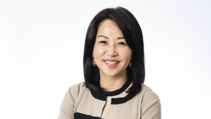 What this Korean executive's grandmother taught her about female leadership