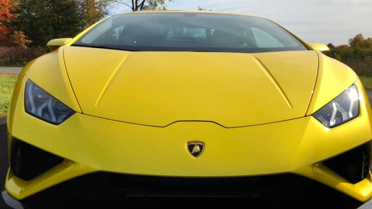 Lamborghini announces plan for a fully-electric car before 2030